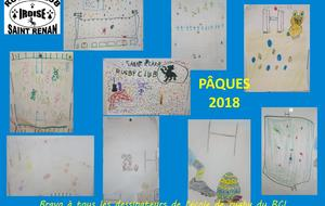 Convocations du 3 au 8 avril 2018