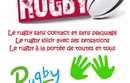 Venez vous essayer au Rugby sans contact!!!