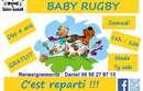 Le baby rugby, c'est reparti au RCI!